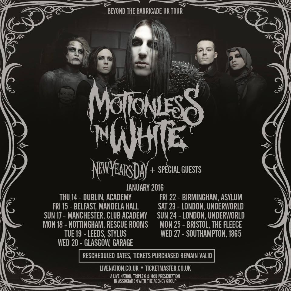 Motionless in white rescheduled irish shows irish metal archive 20160114 15motionlessinwhitemore motionless in white kristyandbryce Choice Image