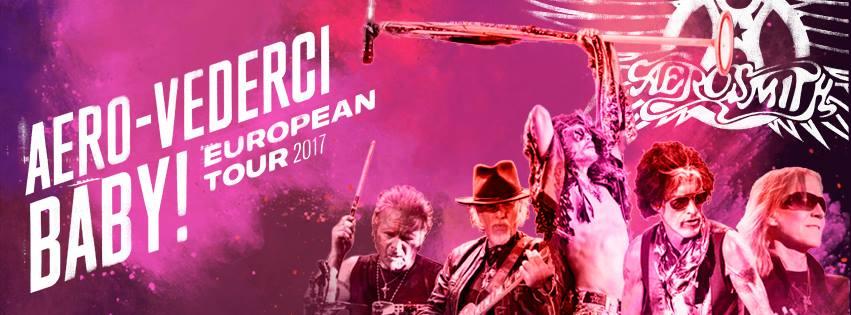 Aerosmith rock gods return to ireland in june 2017 irish metal