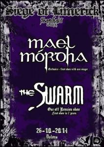 Siege_Of_Limerick_Samhain2014-Mael_Mordha_The_Swarm