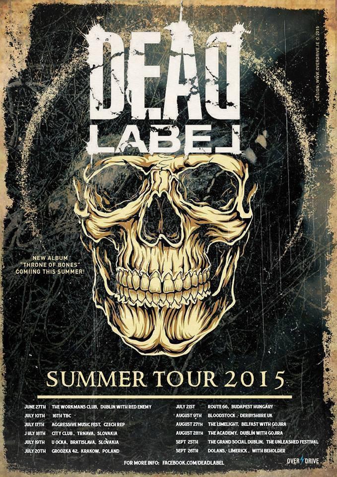 2015-Dead_Label-Summer_Gigs
