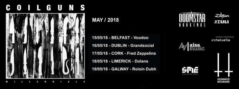 Coilguns_Irish_Tour1